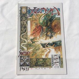 🚩6/$24 Xenya Comics #2, Sept '94 Sanctuary Press